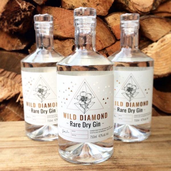 Wild Diamond - Rare Dry Gin