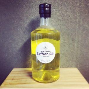 Saffron Gin - Wild Diamond Gin